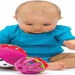 ارتقا هوش نوزاد